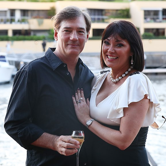 *The Real Housewives of Sydney* couple are our top pick to enter the African jungle. David and Lisa were married in 2001 and have had a colourful relationship since.