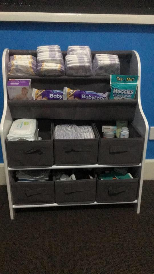 "We love this amazing nappy station hack!   ""Just made a nappy station for my little man,"" said one amazing Kmart Mum.  ""this Kmart beauty holds nappys, nappy wipes, nappy bags, all the creams and powders, singlets, socks and bibs! Best thing I've bought and it only cost me $25"""
