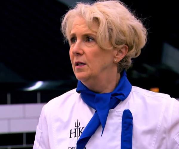 Debra's *Hell's Kitchen* win is helping her raise awareness for ovarian cancer.