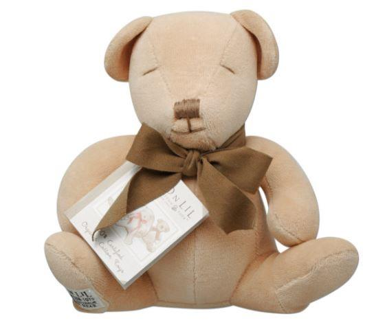 "[Baby Soft Toy (Organic) – Cubby the Teddy Bear, $49.95.](https://maudnlil.com.au/shop/cubby-the-teddy-bear-soft-toy/|target=""_blank""