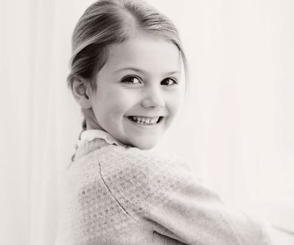 Happy birthday, Princess Estelle!