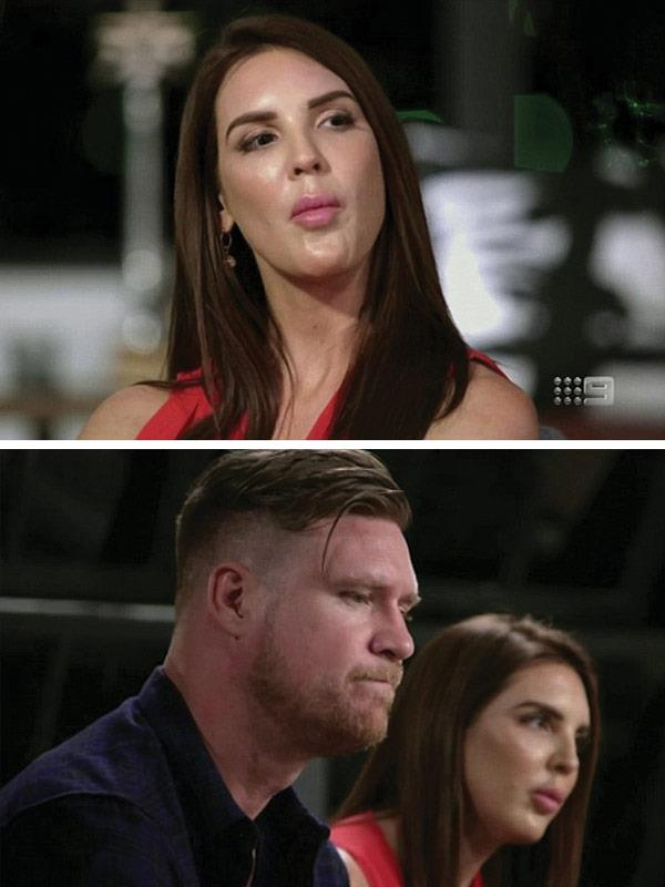 Tracey slammed Davina... And Dean!