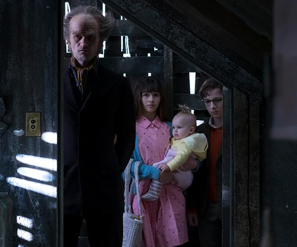 See Neil Patrick Harris reprise his role as Count Olaf on Netflix on March 30.