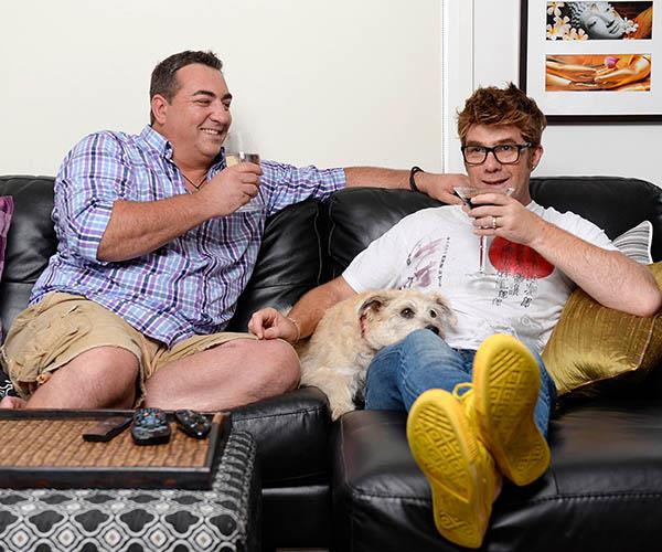 *Gogglebox Australia* premieres weekly on Foxtel Now.