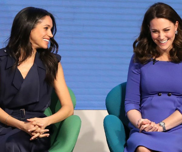 Kate and Meghan, both 36, have become dear friends.