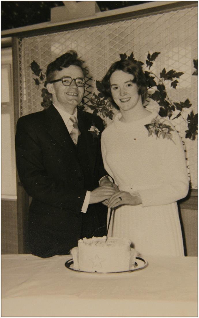 Jonathan & Gillian—1957 *Image credit: Dead at Noon*