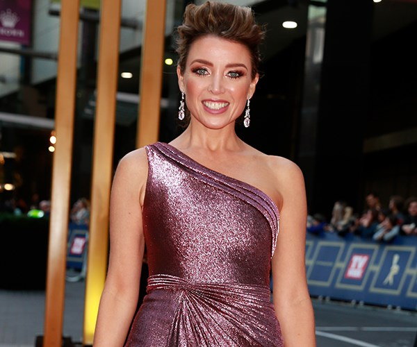 The Aussie star sparkled at the 2017 TV WEEK Logie Awards.