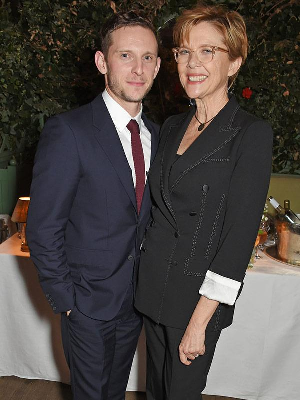 Annette adored working with her British co-star, 31-year-old Jamie Bell.