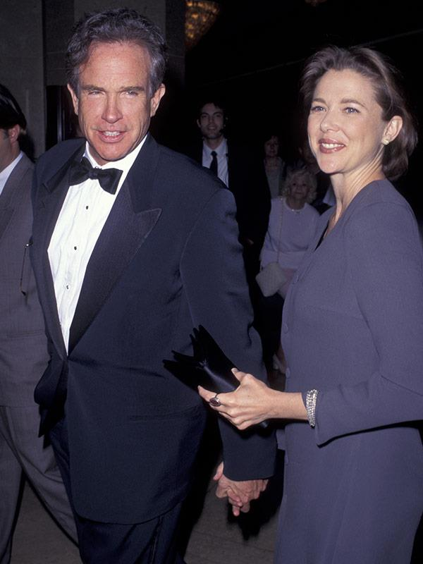 The iconic couple married in 1992.