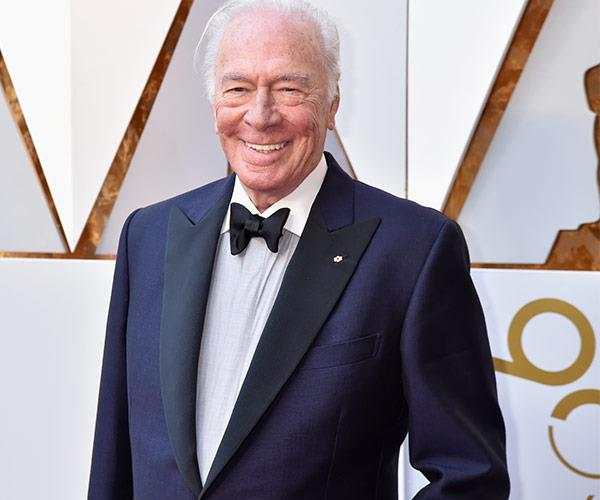 Christopher Plummer replaced Kevin Spacey in *All The Money In The World* and has since picked up a Best Actor nomination - and at 88, he's the oldest Oscar nominee ever. We're rooting for you!