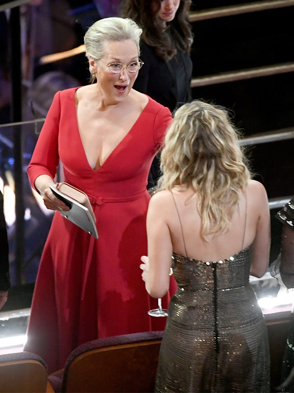 Meryl Streep and JLaw are our new dream BFFs.