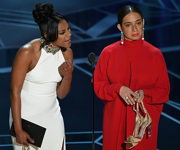 Tiffany Haddish and Maya Rudolph are the ultimate double act.