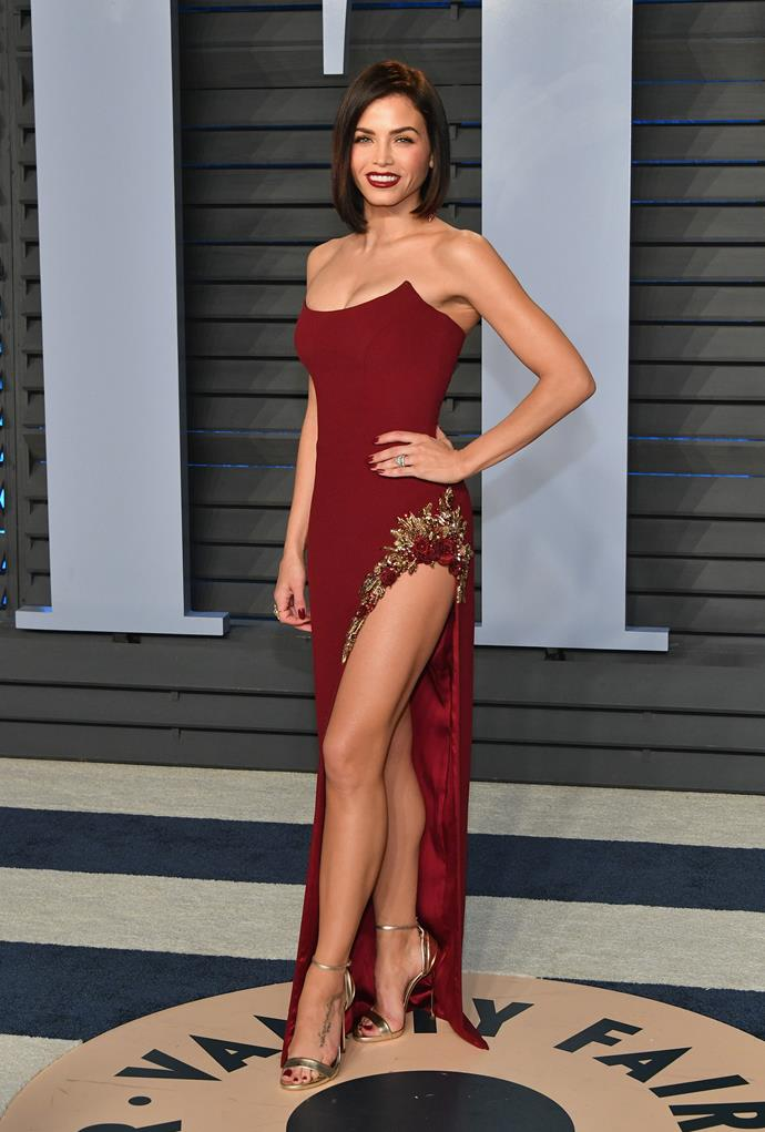 Jenna Dewan Tatum can't put a foot wrong!