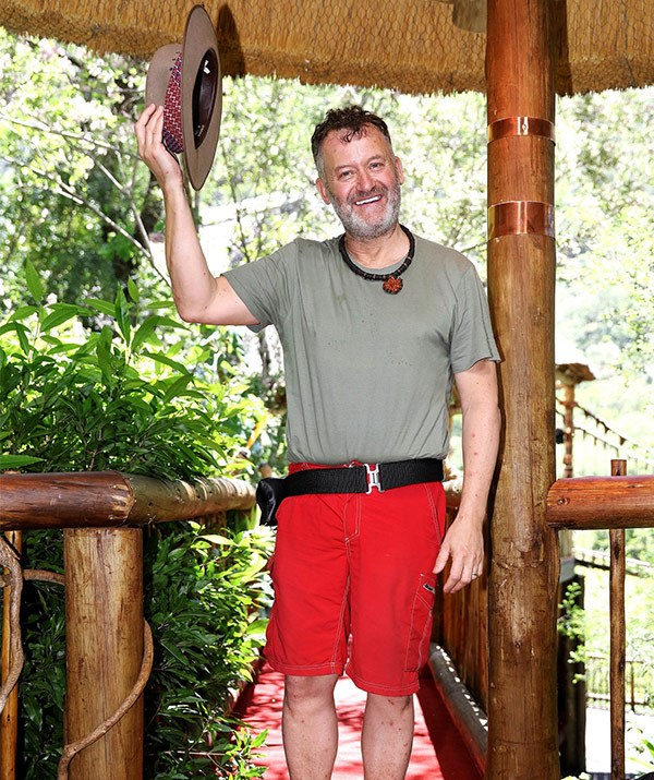 Paul Burrell is out of the jungle and dropping royal bombshells galore!