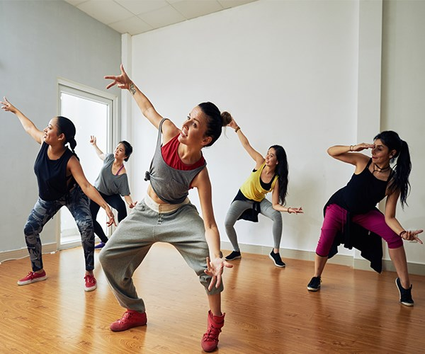 It's dance, fitness and fun. It's Bokwa!