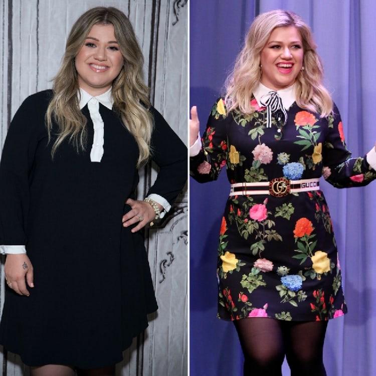 Kelly in 2016 vs. 2018.