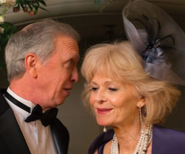Prince Charles with wife Duchess Camilla.