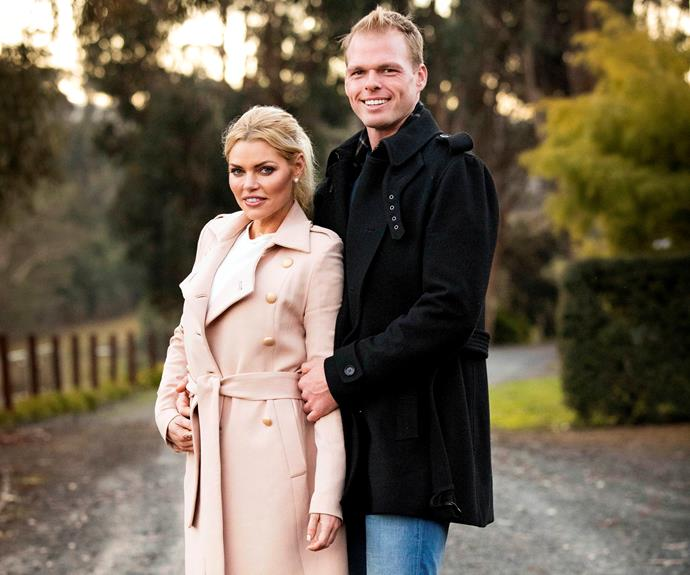 Jarrod and *The Bachelorette's* Sophie Monk didn't work out.