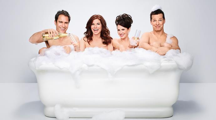 Get ready for *a lot* more Will (Eric McCormack), Grace (Debra Messing), Karen (Megan Mullally) and Jack (Sean Hayes)!