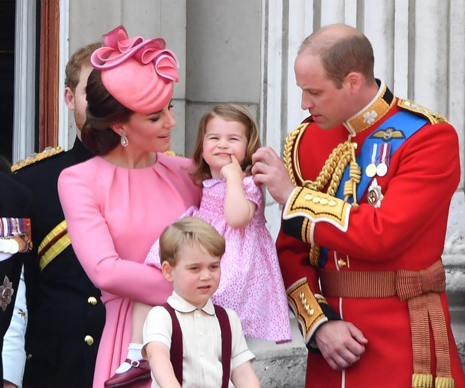 A huge congrats to Prince William, Duchess Catherine, Prince George and Princess Charlotte on their newest addition.