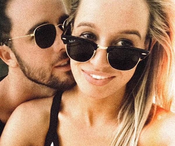 Brett has been seeing former *Bachelor* star, Stephanie.
