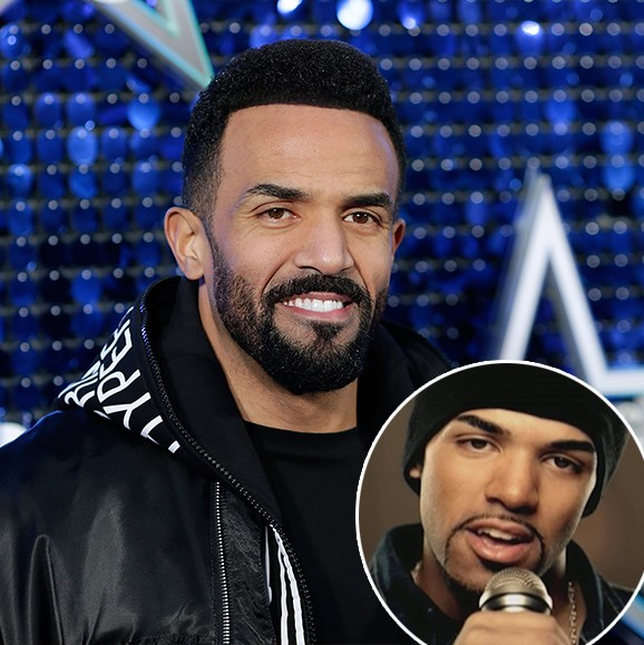 Music by UK singer Craig David appears to be Queen Elizabeth's 'flava'.