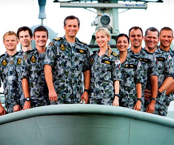 "**Sea Patrol**  *Sea Patrol* ran from 2007 to 2011 and was set on board HMAS Hammersley, a fictional patrol boat of the Royal Australian Navy. It starred Aussie acting royalty [Lisa McCune](https://www.nowtolove.com.au/celebrity/tv/lisa-mccune-looks-back-on-her-hit-shows-37799|target=""_blank"") who says it was honour to be cast: ""Working alongside the Australian Navy was incredible. So many fine young men and women worked with us."""