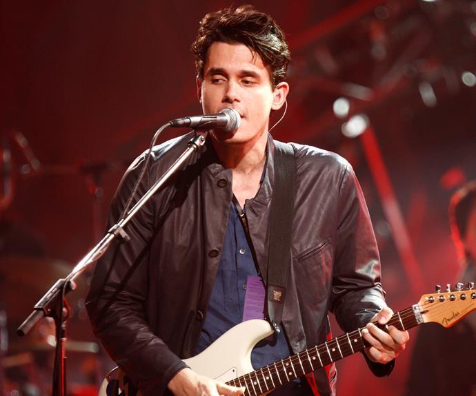 "**John Mayer**  What a heartbreaker! Singer John Mayer performed his song ""Heartbreak Warfare"" at the 2010 TV WEEK Logies."