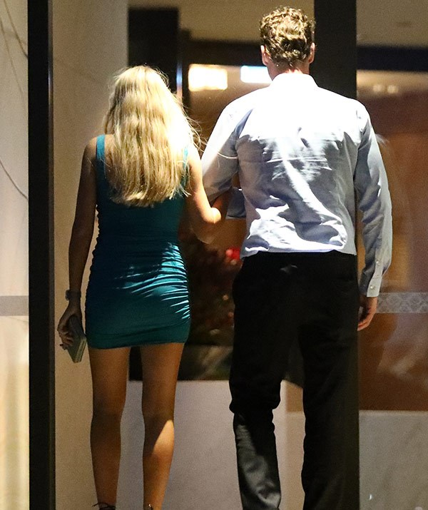 Ash and Justin head back to his apartment after a romantic night at Sydney's waterfront.