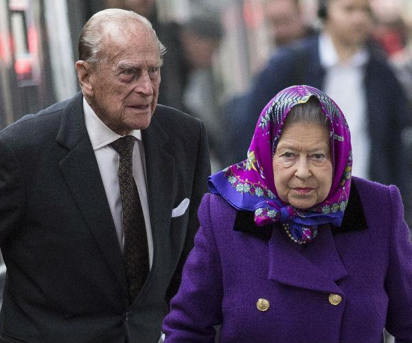 Since retiring from public life in 2017, Prince Philip made only a handful of appearances alongside his wife the Queen.