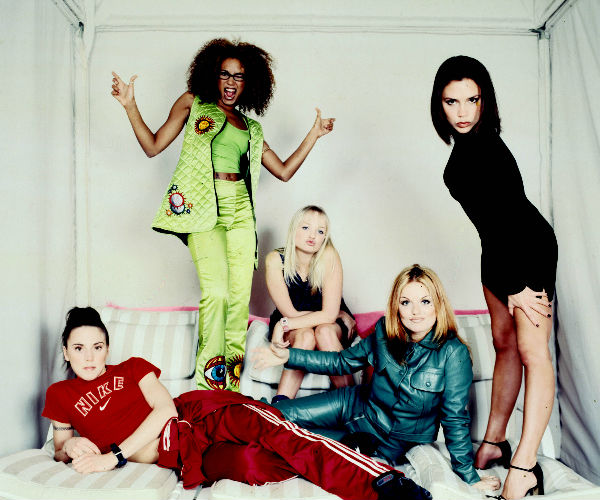 There might be a Spice Girls animated superhero movie