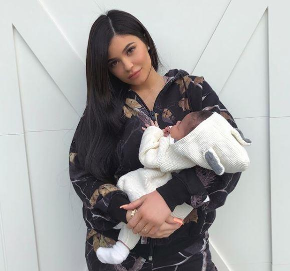 """""""I'm learning so much more about myself and life"""": Kylie on becoming a mother."""