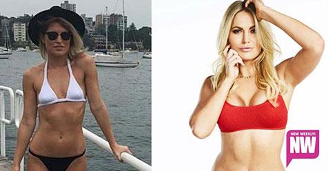Harley davidson girl topless