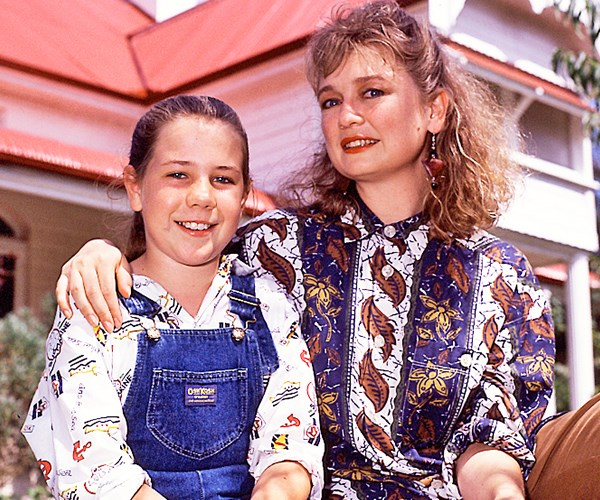 Debra Lawrance auditioned to play foster mum Pippa in 1987, but she missed out. The role went to Carol Willesee, who then pulled out. Vanessa Downing ended up as Pippa for the first three years. And when she left in 1990, Debra was finally cast as Pippa!