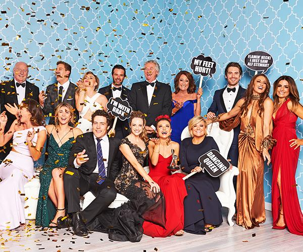 *Home And Away* has won 46 TV WEEK Logie Awards – more than any other Aussie series!