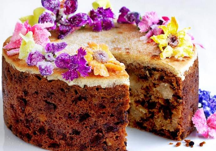This is a traditional Easter cake recipe.