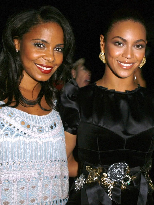 Sanaa is pals with Bey... And could get close enough!