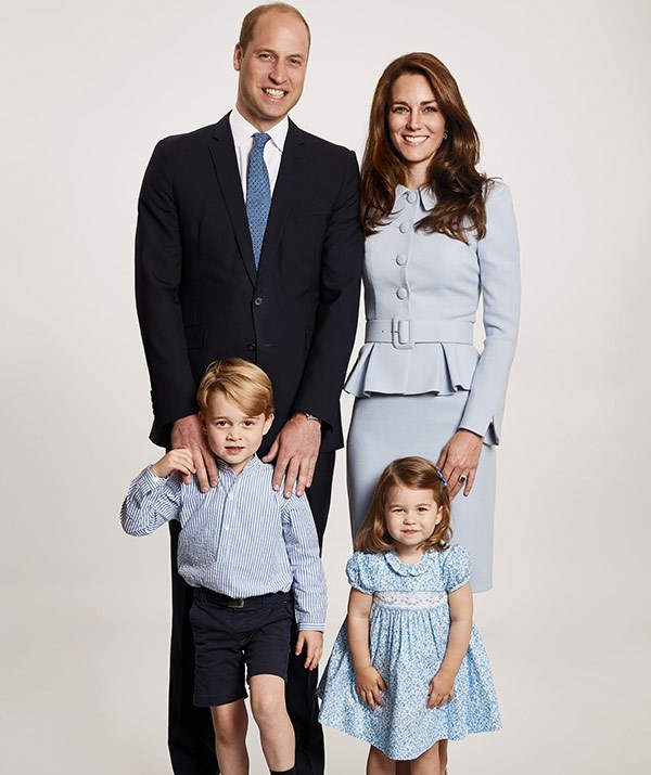 The Duke and Duchess of Cambridge will welcome another little one into their brood sometime in April.
