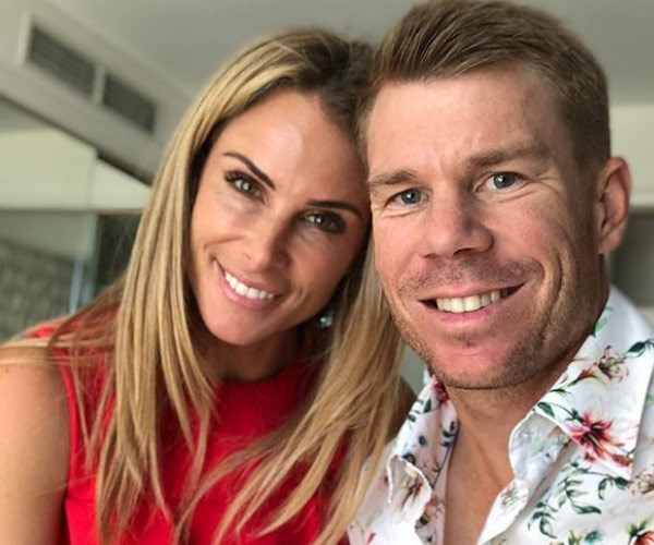 David Warner's wife Candice is now leading the pack.