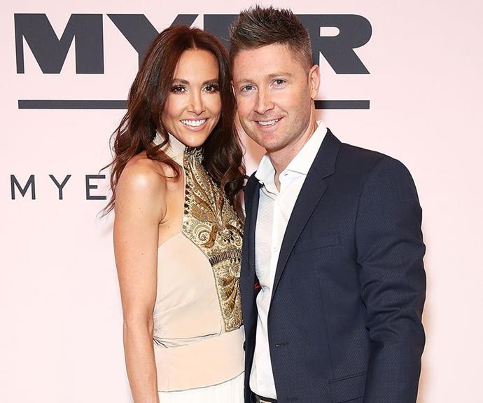 """With ex-captain Michael Clarke slated to return, his """"aloof"""" wife will be on tours, too."""