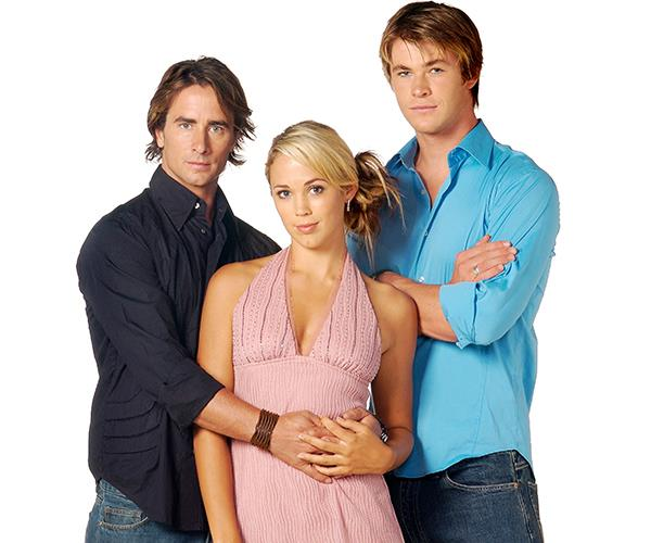 Hayley's pregnancy was written for H&A before Bec Cartwright discovered she was pregnant. Bec was replaced by Ella Scott Lynch, who played the part for the remainder of 2005.