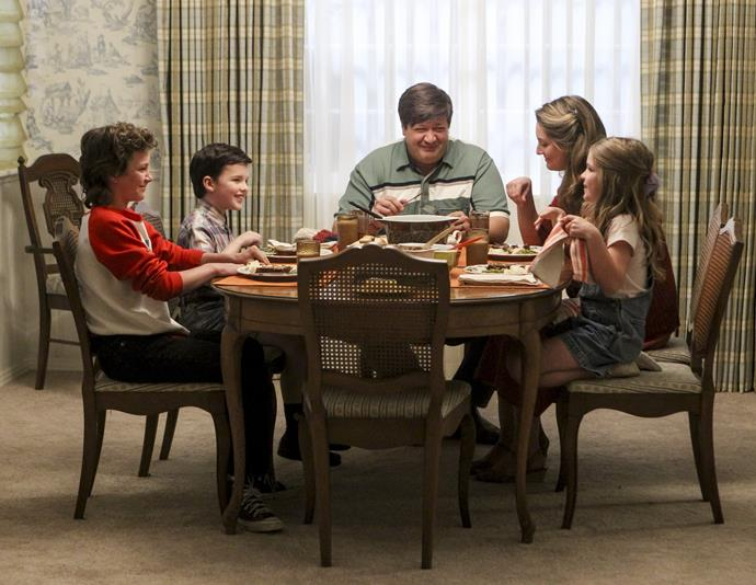 *Young Sheldon* takes us back to Sheldon's family life in 1980s East Texas.