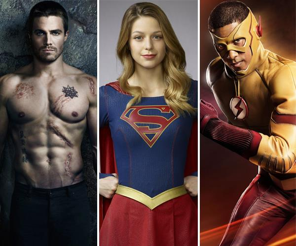 *Arrow*, *Supergirl* and *The Flash* will all be back for another season.
