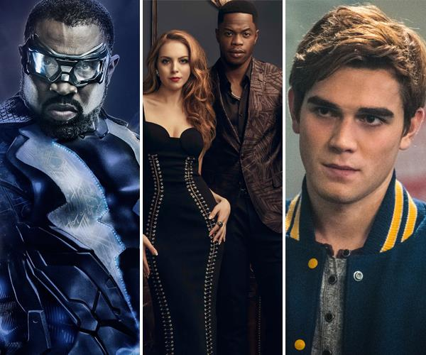 Netflix favourites *Black Lightning*, *Dynasty* and *Riverdale* will all get new seasons.