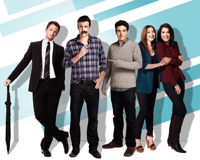 *How I Met Your Mother* ran from 2005 to 2014, filling in the sitcom gap the recently-ended *Friends* left.
