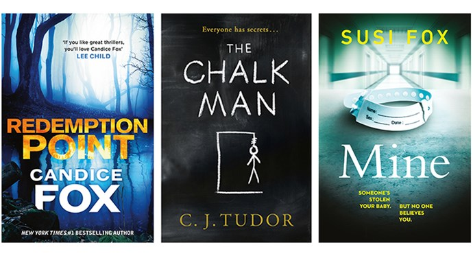 """New crime fiction reads: ['Redemption Point'](https://www.penguin.com.au/books/redemption-point-9780143781882