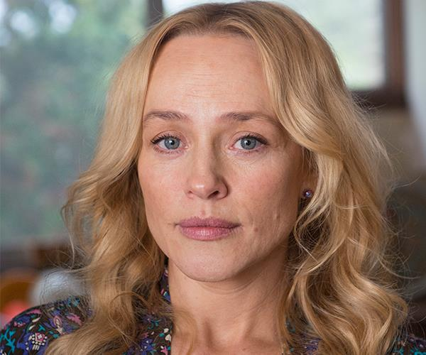 Susie Porter joins *Wentworth* as the formidable Marie Winter.
