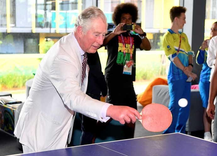 He may be turning 70 this year, but Prince Charles is showing no sign of slowing down.