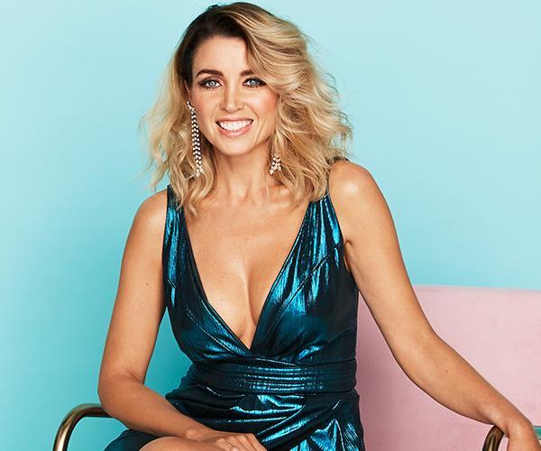 TV superstar Dannii Minogue has a big year ahead.