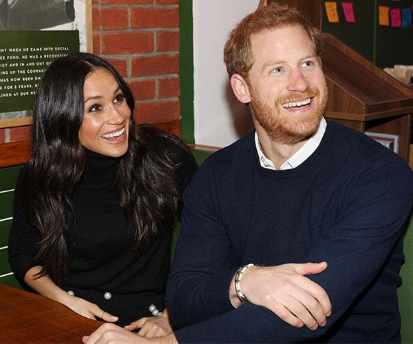 The public have welcomed Meghan with open arms but Harry is still wildly protective of his future spouse.